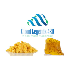 $90 Wax Bundle 3 grams of Wax -- $30 SAVINGS - Cloud Legends 420