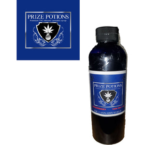 STRAWBERRY - THC Infused Cannabis Syrup by Prize Potions Drinks, Prize Potions - Cloud Legends 420