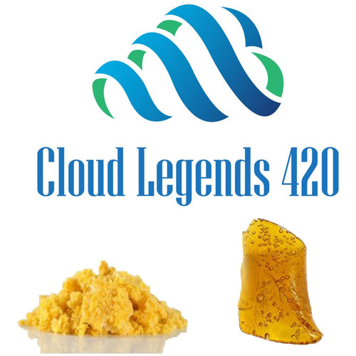$90 Wax Bundle 3 grams of Wax -- $30 SAVINGS Bundles, Cloud Legends 420 - Cloud Legends 420