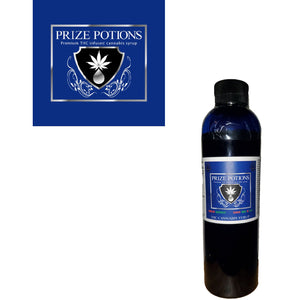 WILD BERRY - THC INFUSED CANNABIS SYRUP BY PRIZE POTIONS Drinks, Prize Potions - Cloud Legends 420