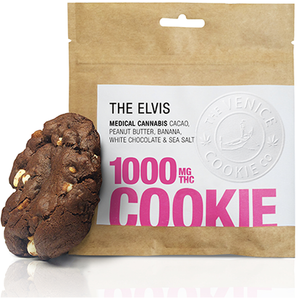 The Elvis Cookie - 1000mg by Venice Cookie Company - Cloud Legends 420