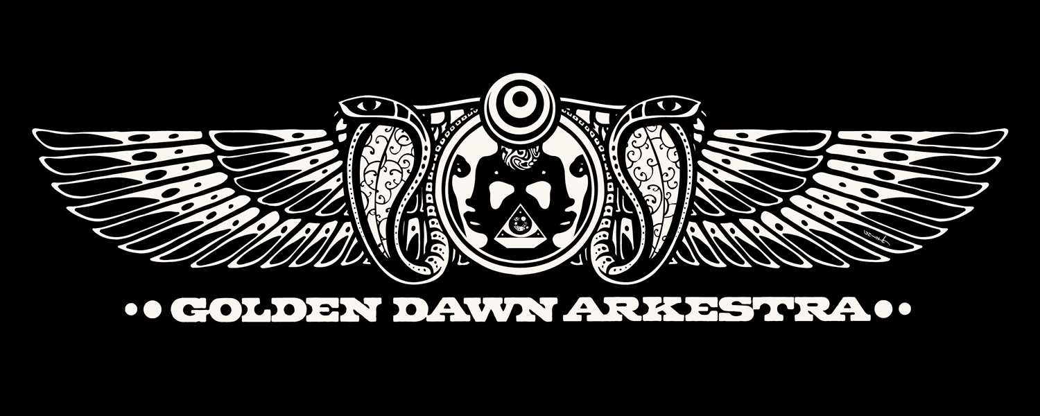Golden Dawn Arkestra logo