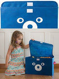 Katabird Storage Bin for Toy Collapsible Chest Box Toys Organizer with Lid KIDS'&