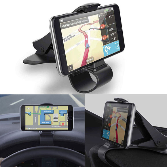 Universal Car Dashboard Cell Phone GPS Mount