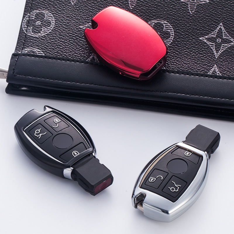 Mercedes Benz Key Fob Remote Cover Case Accessories - Gift Ideas