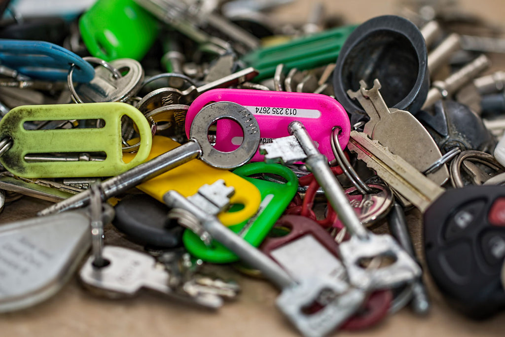 Different Types of Car Keys - How to Identify Yours