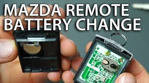Mazda Smart Key Fob Battery Replacement (2019 and newer) [Video]