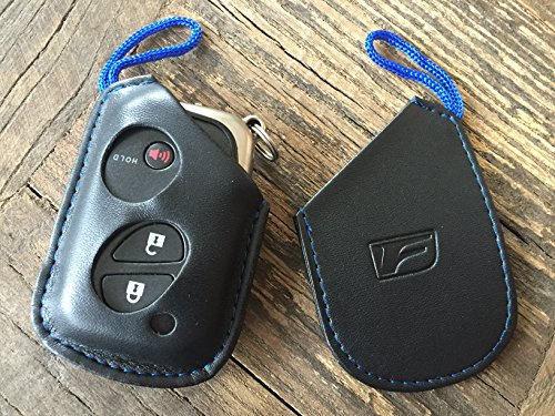 "2015 Lexus Gs >> 2x LEXUS ""F Sport"" LEATHER PROTECTIVE SMART KEY FOB REMOTE GLOVE WITH – KeyProtek"