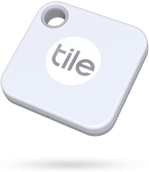 Tile Mate (2020) 1-pack - Bluetooth Tracker, Keys Finder and Item Locator for Keys, Bags and More (Ships to USA Only)