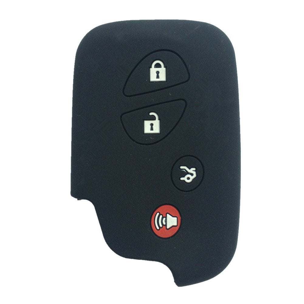 Lexus Smart Key Remote Silicone Rubber Protective Case Cover Jacket CT ES  LS RX GX GS HS IS