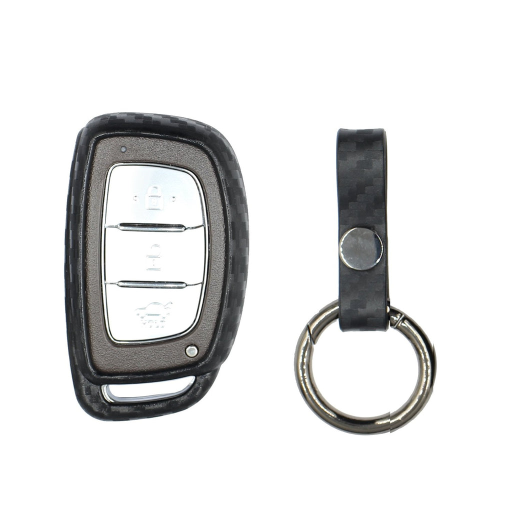 Silicone Carbon Fiber 'KEYLESS ENTRY'