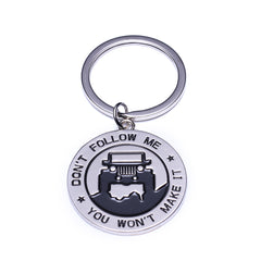 Jeep Accessory Grill Keychain