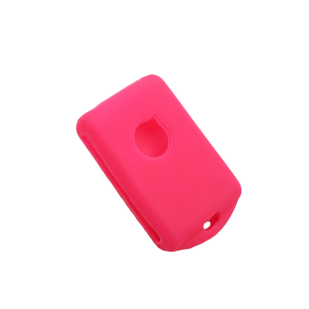 Silicone Rubber Protective Keyless Entry Smart Key Fob Remote Case Cover Skin for Volvo XC70 XC90