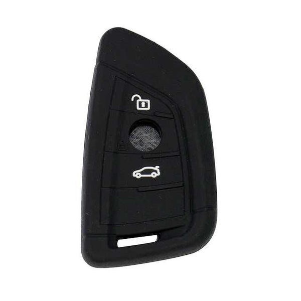 BMW 3 Button Smart Key Silicone Key Fob Remote Cover Jacket F15 X5 F16 X1 F48 X3 X4 X5 X6