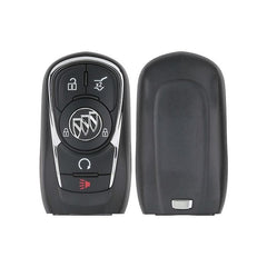 Silicone Rubber Keyless Entry Key Fob Remote Cover Case Skin Holder Jacket BUICK ENCORE ENVISION LACROSSE ENCLAVE REGAL HYQ4EA
