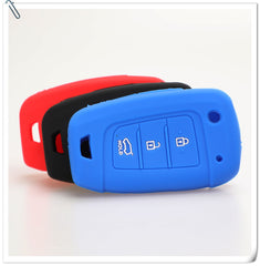 Silicone Protective 3 Button Car