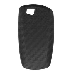 Silicone Carbon Fiber Pattern Style Remote Key Case Fob Cover Case For BMW 1 3 4 5 6 7 X1 X3 Series
