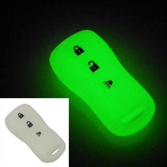 Silicone 3 Button Key Fob Remote Case for Infiniti QX4 FX35 FX45 & Nissan Quest Murano Xterra Pathfinder
