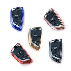 TPU Smart KEY FOB REMOTE COVER CASE FOR FOR BMW F15 X5 F16 X1 F48 X3 X4 X5 X6