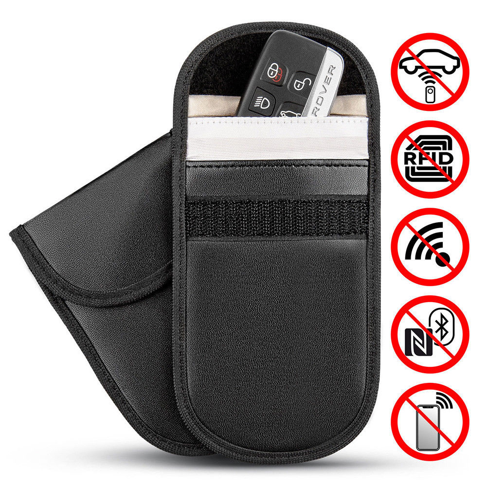 Block cell phone signal in car , cell phone signal blocking bag