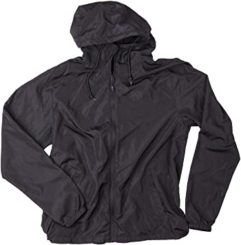 RADAR WAYFARER WINDBREAKER - BLACK