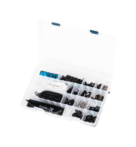 RONIX WARRANTY TACKLE BOX