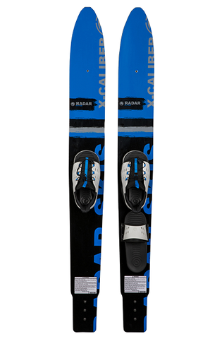 RADAR X-CALIBER COMBOS W/CRUISE BINDING SIZE 59 - BLUE/BLACK