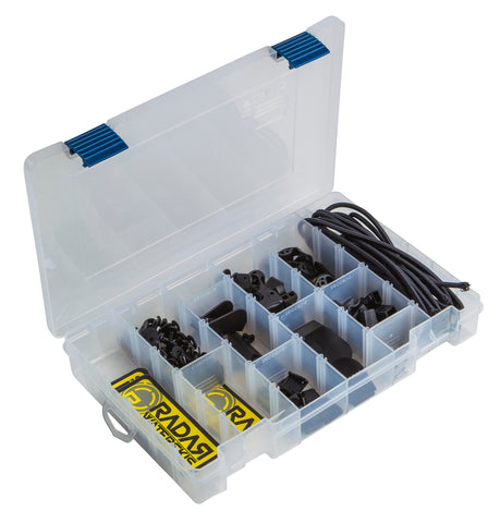 RADAR WARRANTY TACKLE BOX