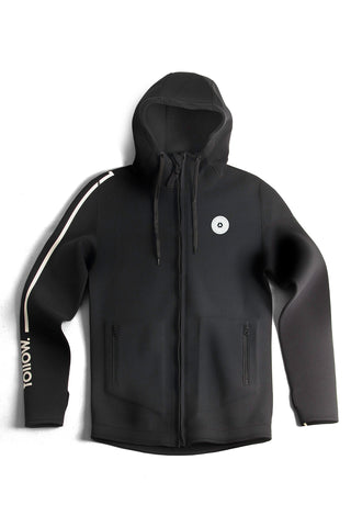 FOLLOW LAYER 3.1 TWELKER NEO HOODIEE BLACK