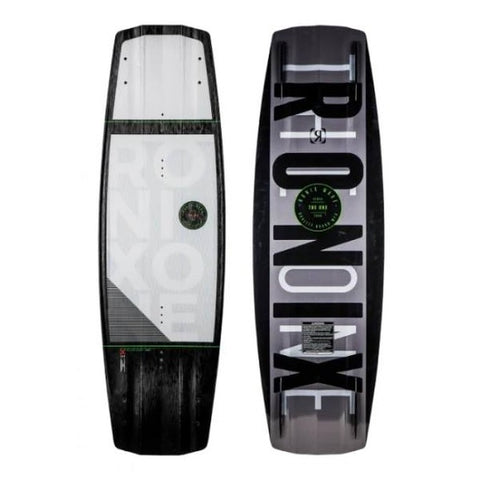 RONIX ONE ATR FUSE STRINGERS 134 WHITE/BLACK/CAFFEINATED