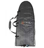 RONIX BIMINI TOP - 4PC SURF BOARD RACK - HEATHER GREY/ORANGE