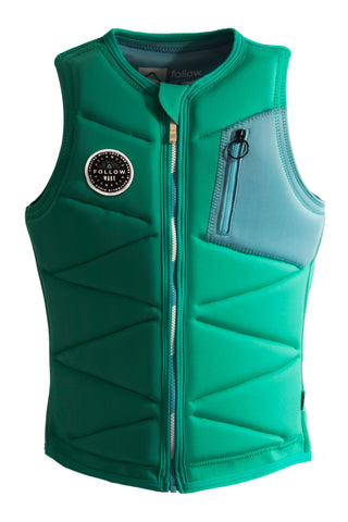 ATLANTIS LADIES IMPACT JACKET TEAL