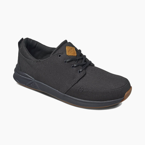 REEF ROVER LOW ALL BLACK