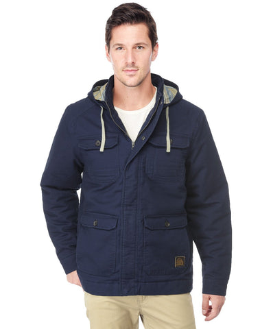 REEF RIVER JACKET INDIGO