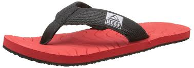 REEF ROUNDHOUSE PRINTS BLACK/RED & CAMO