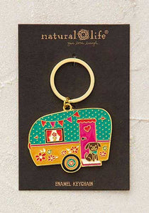 Camper Key Chain.-Gifts-TERRA COTTA BOUTIQUE