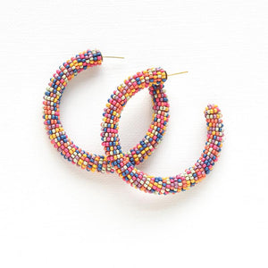 Ink + Alloy cotton candy hoop.-Accessories-TERRA COTTA BOUTIQUE