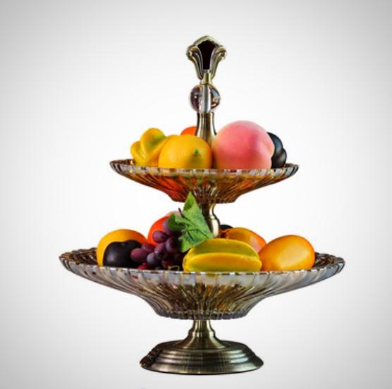 2 Tier Fruit Stand - NuvoItalia