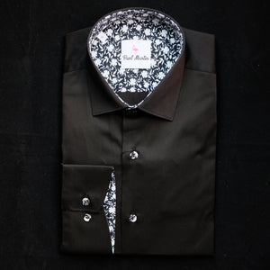 Simple Black - Paul Martin Shirts