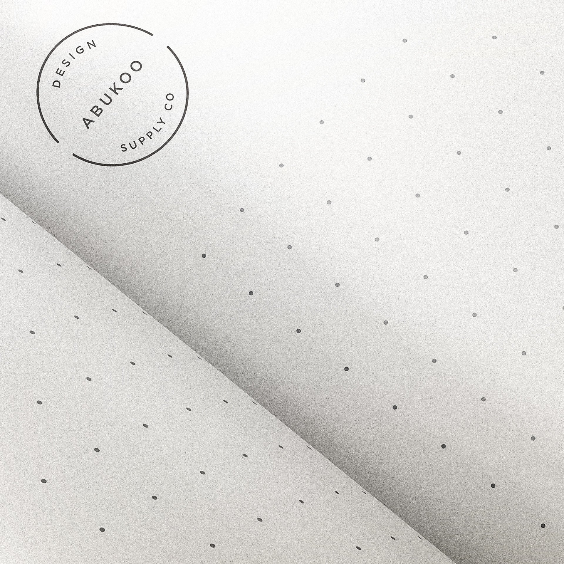 graphic regarding Printable Dot Grid identified as No cost Printable Graph Paper - Abukoo
