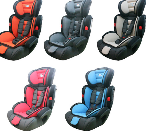 Convertible Child Baby Car Seat Safety Booster Group 1 2 3 9 36