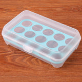 Refrigerator Egg Storage Box 8/15 Eggs Holder - shopylara