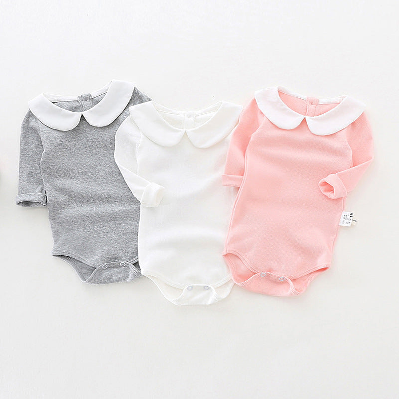 c4db71e10 Cute Newborn Baby Clothing Long Sleeve Cotton – shopylara
