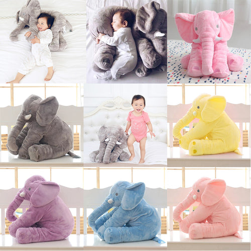 Elephant Style Pillows Cushion
