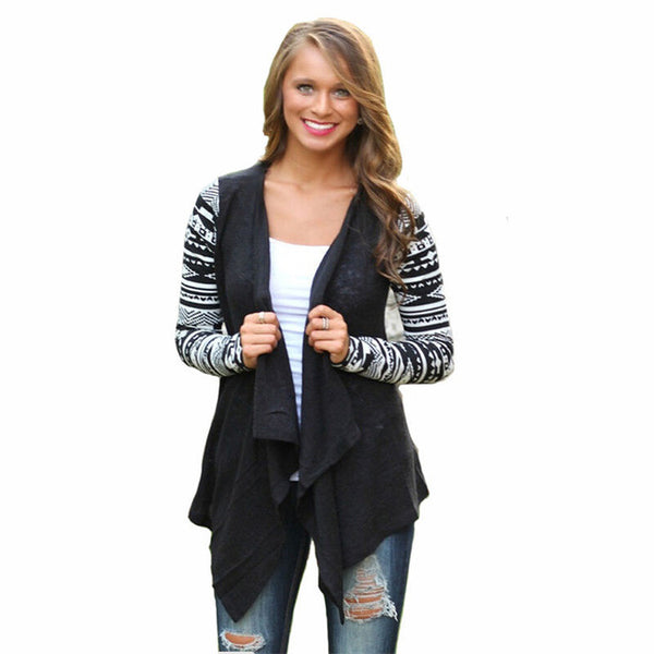 Stylish Cardigan-Plus Size - shopylara