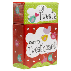101 Tweets For My Tweetheart Box of Blessings