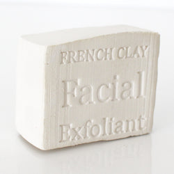 Clay Block for Face 100g (white)
