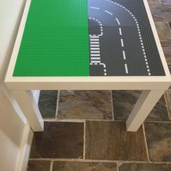 Lego Table - Grass and Road