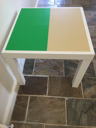 Lego Table - Grass and Sand