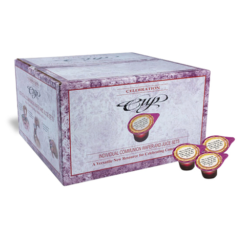 Prefilled Communion Cups
